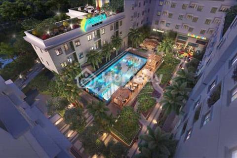 Mở bán căn hộ Fresca Riverside gần chợ đầu mối Thủ Đức 2PN/1 tỷ ~ 19,5tr/m2 trả góp 6 - 7tr/1tháng.