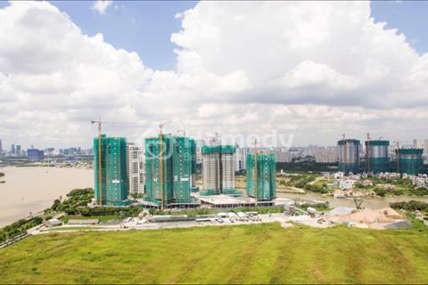 Bán căn hộ 2 phòng ngủ Đảo Kim Cương Quận 2, tháp Bora, diện tích 96m2, tầng 21, view sông giá 5 tỷ