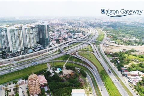 Căn hộ ngay mặt tiền Xa lộ Hà Nội, giá 1,46 tỷ