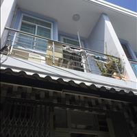 Bán nhà trệt lầu đúc mới, hẻm 2680 Huỳnh Tấn Phát, Phú Xuân, Nhà Bè