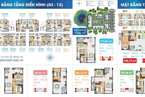 Căn hộ Hiệp Thành Buildings, mặt tiền đường Lê Văn Khương, quận 12