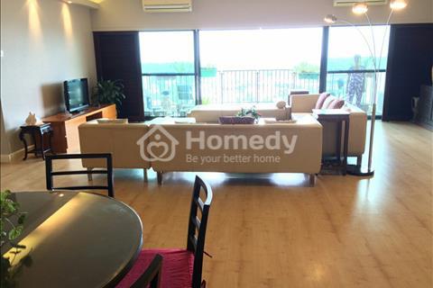 Cho thuê Penthouse chung cư Parkland Thảo Điền 250m2 view sông giá tốt
