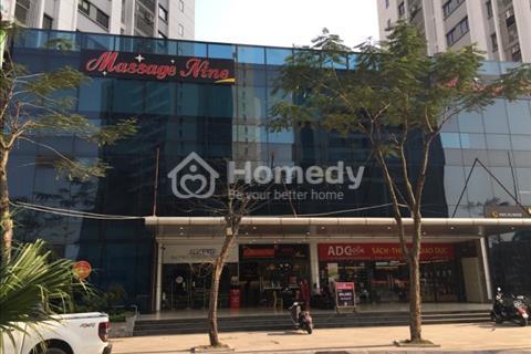Bán trung tâm thương mại tòa B1 B2 Tây Nam Linh Đàm