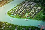 Là mô hình bất động sản đang tạo ra làn sóng mạnh mẽ trong bối cảnh nhu cầu sở hữu đất nền cận sông ngày càng tăng cao.