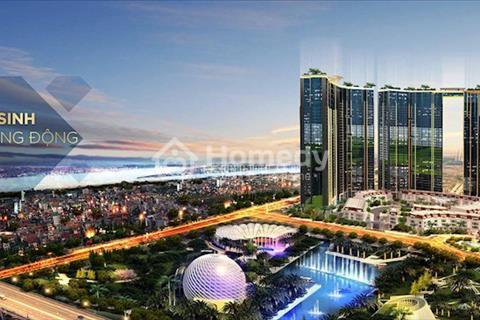 Bán căn hộ dát vàng Sunshine City - 3,5 tỷ/căn góc 106m2, chiết khấu 2%, tặng 2 cây vàng