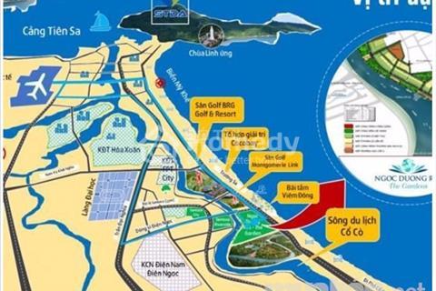 Mở bán khu dân cư đối diện cocobay, sát ven sông cổ cò