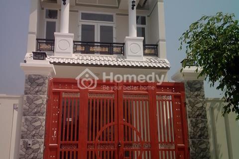 Bán nhà 156m2,1trệt 1lầu, có sổ hồng, ngay đường Bùi Hữu Nghĩa, gần chợ Bửu Hòa