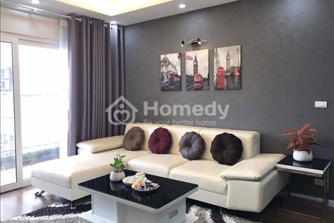 Cho thuê căn hộ chung cư cao cấp 219 trung kính , nhà mới đẹp lần đầu cho thuê,72m ban công mát,2PN