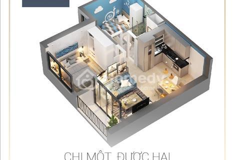 Căn hộ văn phòng Hà Nội lật ngược thế cờ, lộ diện cơ hội lớn cho nhà đầu tư tại D' Capitale