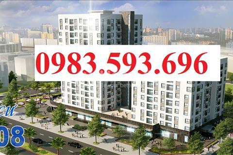 10 suất ngoại giao giành cho khách hàng tại dự án NO 08 trung tâm quận Long Biên