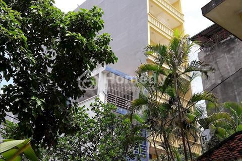 Cho thuê căn hộ tiện nghi, khép kín Jumbo House phố Định Công Thượng