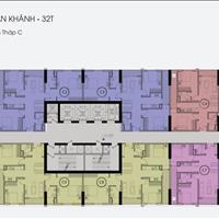 Bán gấp căn hộ Golden An Khánh 18T2 526 (69,2m2) và 32TC căn 1009 (66,3 m2) giá 13 triệu/m2