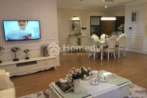 Cho thuê căn hộ chung cư cao cấp Udic N04 - Hoàng Đạo Thúy 98m, 2PN nhà thoáng đẹp, full đồ xịn