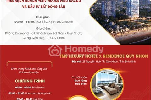 Sở hữu căn hộ chuẩn 5 sao cao nhất Quy Nhơn giá chỉ từ 1,2 tỷ