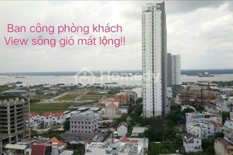 Bán căn hộ chung cư mặt tiền Huỳnh Tấn Phát quận 7 nhà sẵn dọn vào ở liền 3 phòng ngủ view đẹp