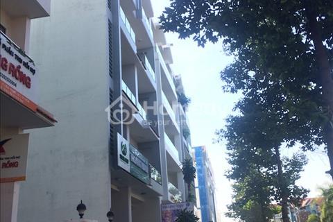 Mặt bằng, nhà phố Nguyễn Thị Thập cho thuê. 5x20m, hầm, 5 lầu, nội thất văn phòng, 68 tr/th