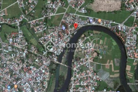 Bán lô đất 1020m2 đường Cửa Đại, Hội An, Quảng Nam