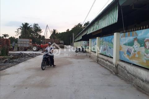Lô đất đối diện trường học (Xã Phước Tân - Tp. Biên Hòa)