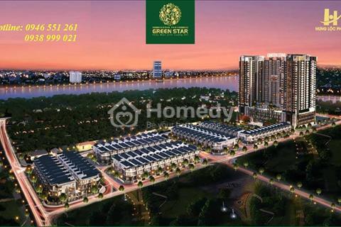 Nhận giữ chỗ căn hộ cao cấp Green Star liền kề Phú Mỹ Hưng chỉ 28 triệu/m2