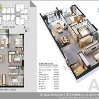 Bán căn hộ chung cư tại Thanh Xuân Complex- Quận Thanh Xuân - Hà Nội,giá 34 triệu/m2