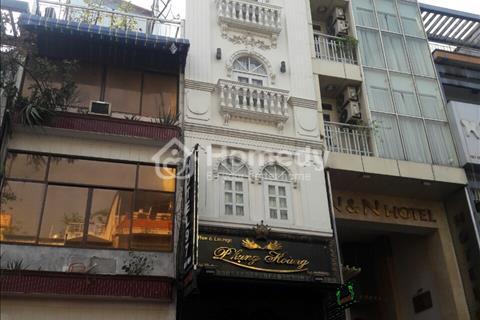 Cho thuê khách sạn mặt tiền đường Bùi Viện - Phường Phạm Ngũ Lão - Quận 1