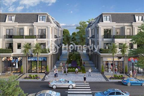 """""""Phố Ngông Châu Âu"""" Le Pavillon Đà Nẵng - chiết khấu khủng lên đến 10% - vay ngân hàng lãi suất 0%"""