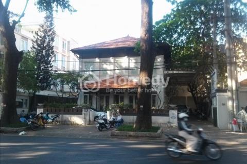 Cho thuê nhà mặt tiền Đường Phạm Ngọc Thạch - Phường 6 - Quận 3.