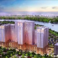 Bán căn hộ cao cấp Sài Gòn Mia Trung Sơn Bình Chánh, giá 35 triệu/m2 tặng nội thất cao cấp