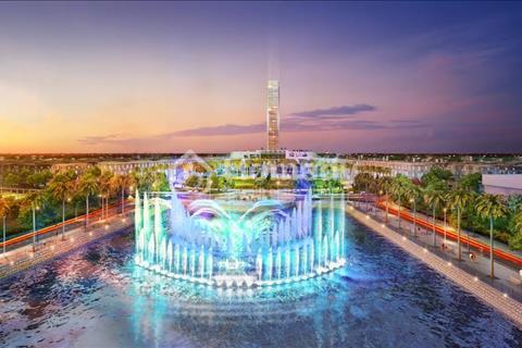 Biệt thự khu đô thị Vịnh Thuận Phước, nằm ngay cạnh cầu Thuận Phước, 3 mặt giáp biển