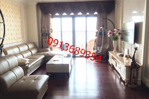 Cho thuê chung cư Royal City, nội thất nhập khẩu bọc da cao cấp, sang trọng, 20 triệu