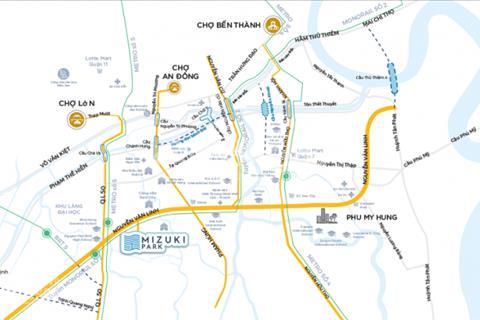 Mizuki Park - đẳng cấp Nhật Bản tại Việt Nam chỉ với 23.5 triệu/m2, chỉ còn 60 căn cho tháp 3, 4