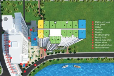 Chính chủ bán La Astoria 3-12.17 Officetel 59m2 không lửng giá 1,53 tỷ