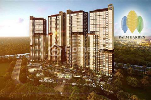 Căn hộ Palm Garden mở bán đợt đầu giá chỉ 38 triệu/m2
