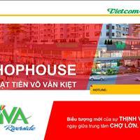 Shophouse Viva Riverside từ 1,2 tỷ cho thuê 40 triệu/tháng tặng nội thất 300 triệu