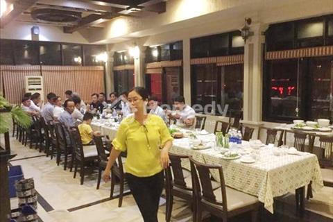 Bán biệt thự khu Đảo Xanh đang kinh doanh nhà hàng, giá chỉ 27 tỷ