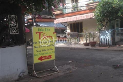 Cho thuê nhà mặt tiền đường nội bộ khu 1B Phan Xích Long