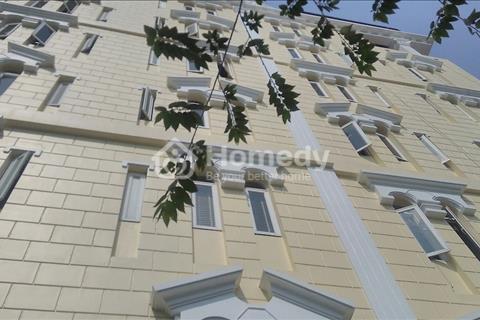 Cần tiền bán khách sạn đường nhánh Nguyễn Thị Thập 12x20m 8 lầu 50 phòng khu Tây Quận 7