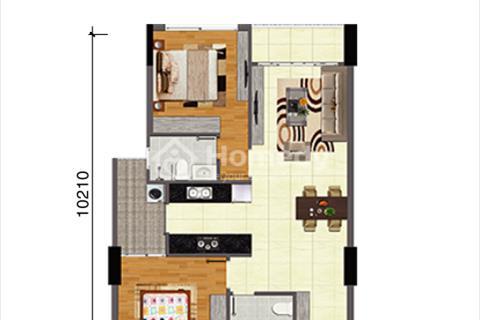 Cần cho thuê căn hộ chung cư Bộ Công An quận 2 giá 9 triệu/tháng căn 2 phòng ngủ