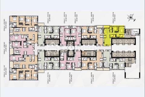 Bán căn hộ Opal, Saigon Pearl giá gốc hợp đồng 3.552.843.004 đã bao gồm VAT và phí bảo trì