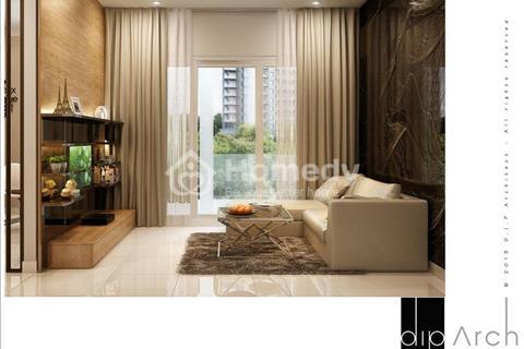 Officetel Centana Thủ Thiêm, tầng 14, góc view quận 1 và Mai Chí Thọ, rẻ hơn thị trường 350 triệu