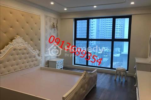 Cho thuê căn hộ cao cấp Goldmark City, diện tích 162m2, thiết kế tân cổ điển