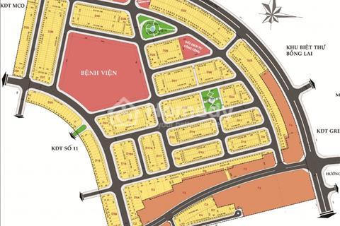 Khu đô thị Coco Center House liền kề Cocobay giá đầu tư