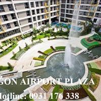 Bán căn hộ 2 phòng ngủ Sài Gòn Airport Plaza, giá 4 - 4,3 tỷ