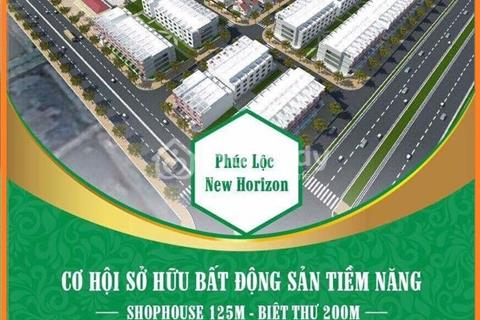 Còn lại lô góc cuối cùng đường 40m dự án Nam Hải New Horizon giá gốc chỉ từ 10 triệu/m2