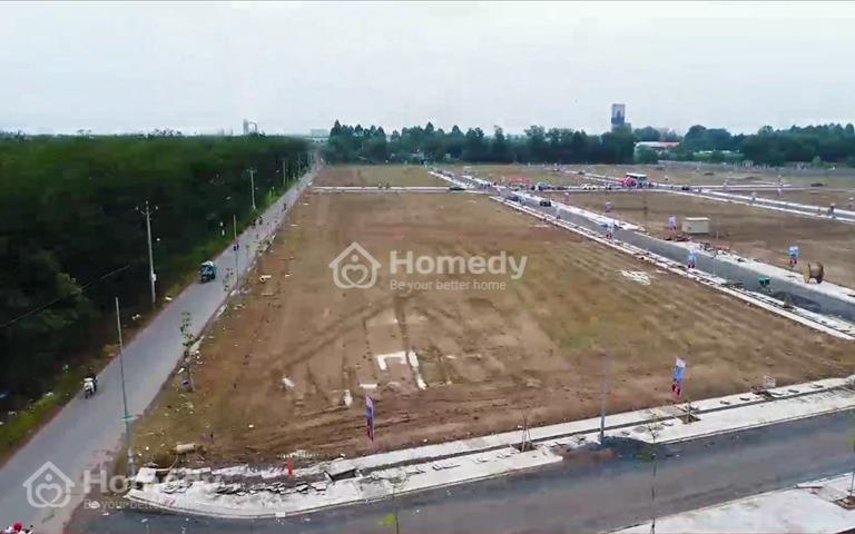 Ngân hàng cần thanh lý gấp 10 lô đất nền cực đẹp mặt tiền Quốc Lộ 1A, trung tâm thành phố Biên Hòa