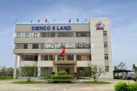 Mở bán 3 tòa vị trí đẹp nhất dự án Thanh Hà Cienco 5 giá 12 triệu/m2