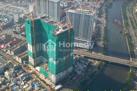 Bán căn hộ cao cấp mặt tiền Bến Văn Đồn, quận 4, giá 2 tỷ