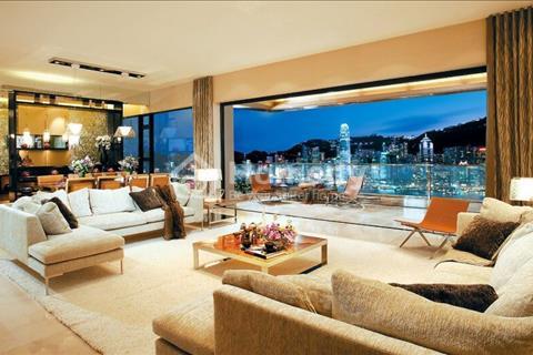 Bán căn Penthouse diện tích 200m2 Tòa Park 5 và 6, giao thô, giá 12,8 tỉ
