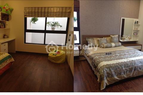 Bán nhà chung cư Five Star đầu đường Kim Giang, 2 phòng ngủ diện tích 84m2, 26 triệu/m2