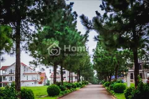 Chính chủ gửi bán 1 lô đất biệt thự 400m2 trong khu sinh thái cao cấp Đan Phượng - Hà Nội